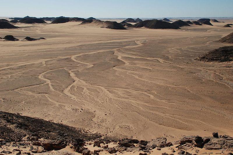Nubian Desert