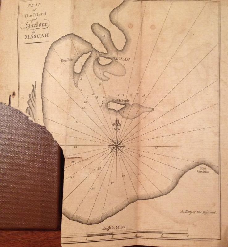 Map of Massawa