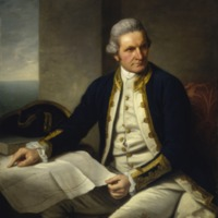 James Cook Portrait