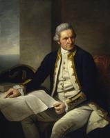 James Cook Portrait